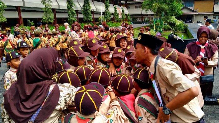Ini Pesan Majelis Pembina Cabang Pramuka Untuk Pesta Siaga Kwarcab Slawi 2018
