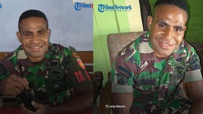 Seorang Prajurit TNI Membelot dan Gabung KKB Papua, DPR: Kejar PratuLukius!