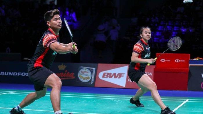 Jadwal Final Thailand Open 2021 Praveen/Melati dan Greysia/Apriyani Hadapi Tuan Rumah di Laga Puncak