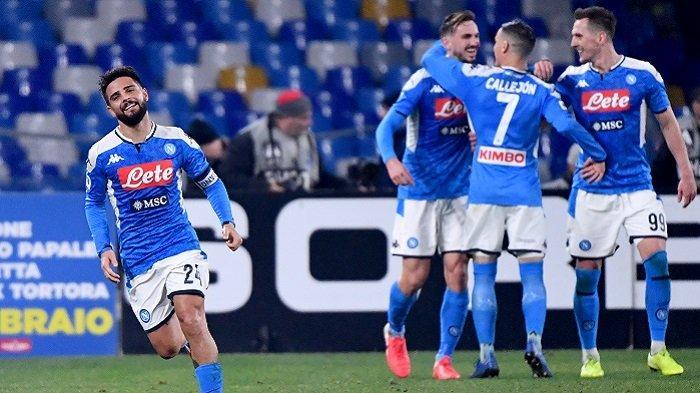 Prediksi Liga Italia Sampdoria Vs Napoli Malam Ini, Susunan Pemain, H2H dan Live Streaming RCTI