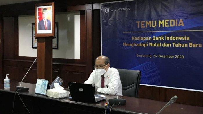 Bank lndonesia Jateng Terus Dorong Penggunaan QRIS, Melalui Jembar dan Digital Muslim Festival