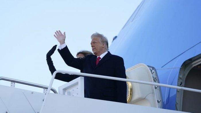 Sebelum Tinggalkan Gedung Putih, Donald Trump Tinggalkan Catatan untuk Joe Biden