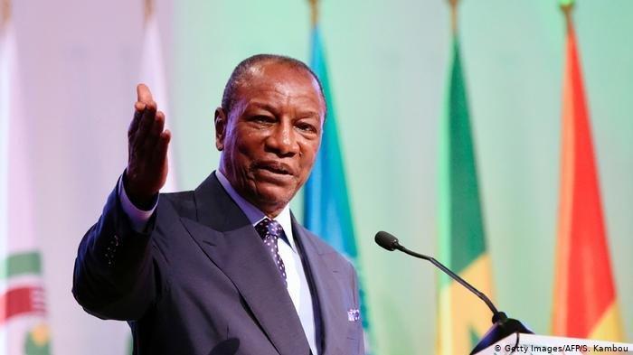 Kudeta Militer Dipicu Presiden Guinea Ubah UU untuk Menjabat 3 Periode