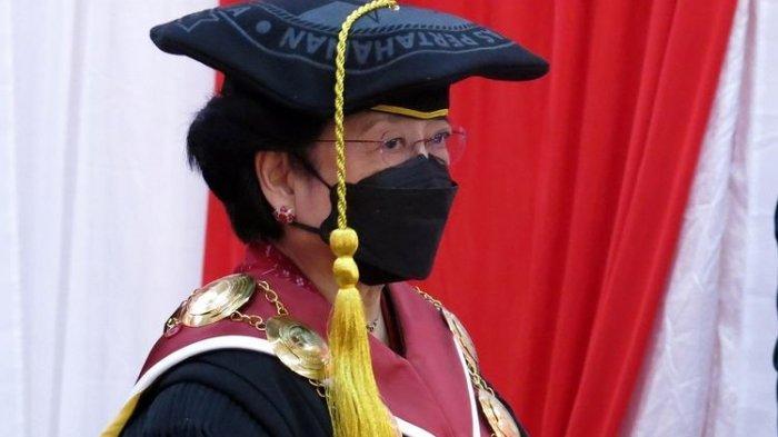 Megawati Tanggapi Pengkritik Karya Ilmiahnya yang Sebut Dia Memuji Diri Sendiri