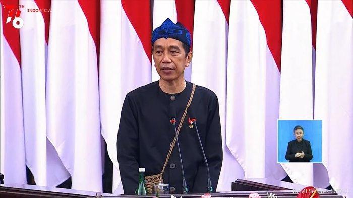 Presiden Jokowi Dorong Porsi Kredit UMKM Capai 30% di 2024