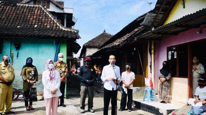 Joko Widodo Gugup dan Menangis saat Bertemu Presiden Jokowi: Sampai Tak Bisa Tidur, Kepikiran Terus