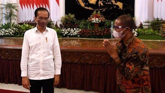 Presiden Jokowi Tegur Kapolri Soal Penghapusan Mural Kritik, Jenderal Listyo Langsung Sebar Telegram