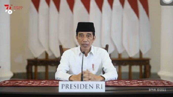 Isi Teks Pidato Presiden Jokowi Perpanjang PPKM Darurat 25 Juli 2021