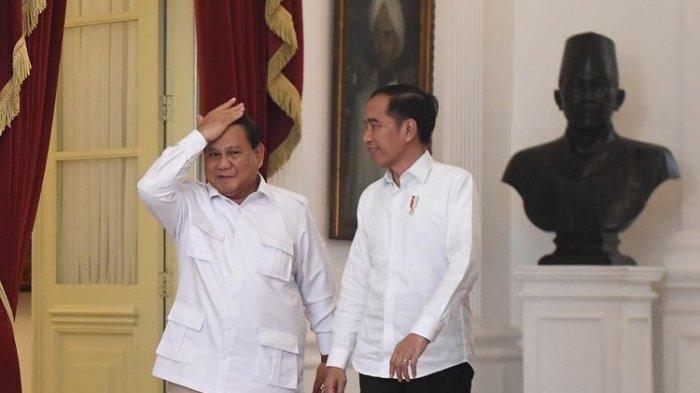 Prabowo Bilang Banyak Orang Jokowi Tak Setuju Dirinya Jadi Menhan: Bahaya! Nanti Prabowo Kudeta Lagi