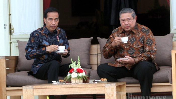Hari Ini, Jokowi dan Ibu Negara Akan Jenguk Ani Yudhoyono di Singapura