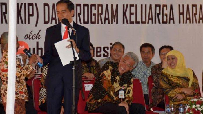 Jokowi Jawab Tudingan Soal PKI, Katanya : Saya Belum Lahir, Kok Ada Foto Bareng Aidit?
