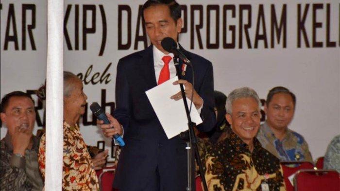 NGAKAK, Mbah Munijah Sempat Tolak Tawaran Sepeda Presiden Jokowi