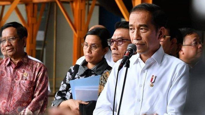 BERITA LENGKAP: Alasan Jokowi Usul Ganti Libur Lebaran Seusai Corona