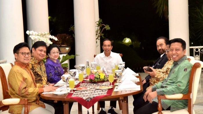 Menambah Anggota Koalisi Akan Jadi Beban Jokowi, Bakal Muncul Dua Blok