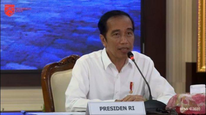 Jokowi Curhat pada Mahfud MD Mengaku Dibully Soal Kasus Novel Baswedan