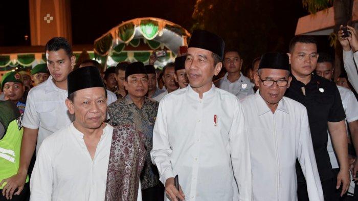 Diserang dan Dituduh Jadi Anggota PKI, Begini Jawaban Presiden Joko Widodo