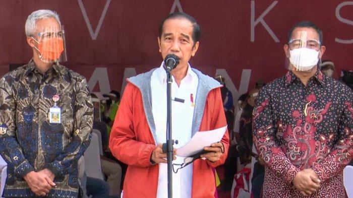 Pemerintah Sebut Biaya Lockdown Mahal, Segini Perkiraannya Menurut Jokowi