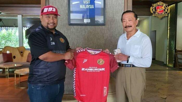 Presiden PSPS Riau Norizam Tukiman Janji Segera Umumkan Pelatih Anyar