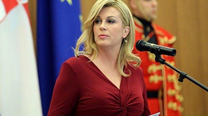 Inilah Sosok Presiden Kroasia yangDijuluki Presiden Paling Seksi di Dunia