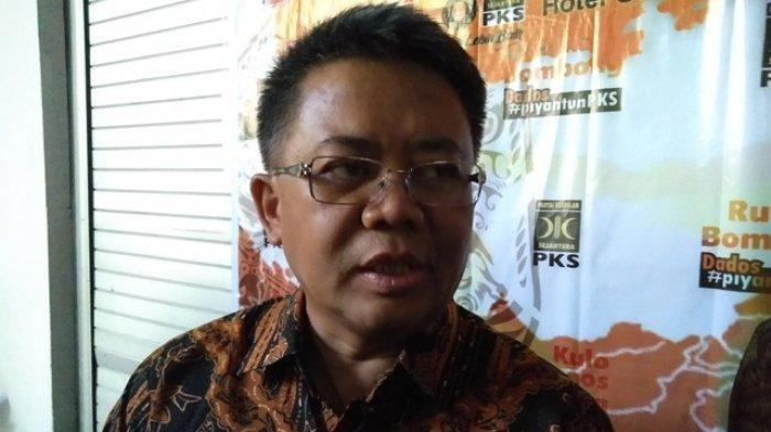 PKS Ikut Usung Menantu Presiden Jokowi di Pilkada Medan, Sohibul Iman Sebut Ada Kemungkinan
