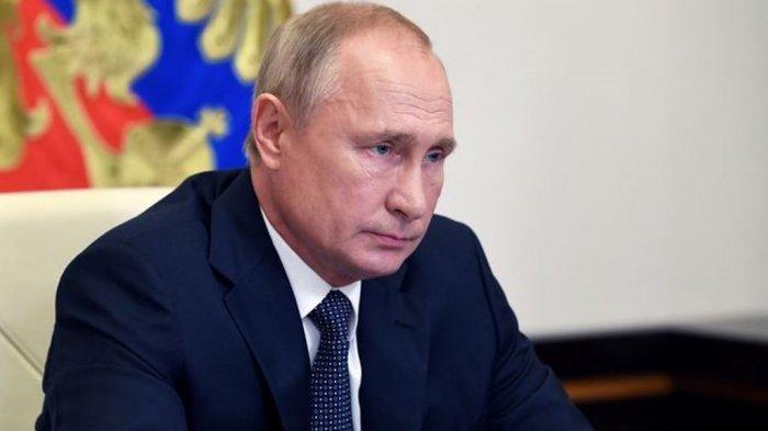 Putin Sebut Angkatan Laut Rusia Bisa Deteksi Musuh di Manapun, Serang Target Tanpa Dapat Dicegah