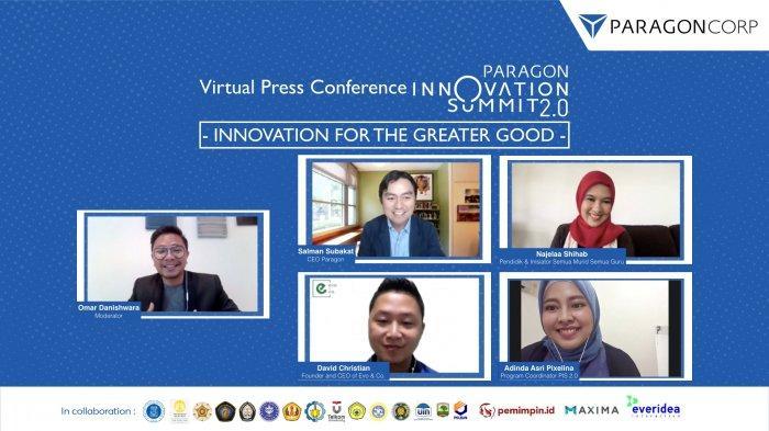 Pertemukan Inovator dari Seluruh Indonesia, Paragon Kembali Hadirkan Paragon Innovation Summit 2.0