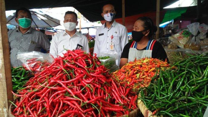 Hendi Ingatkan Pedagang di Semarang Tak Menimbun Bahan Pokok Jelang Ramadan