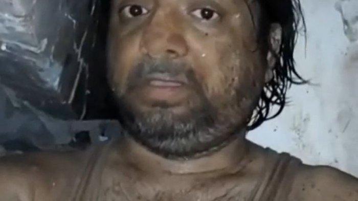 Viral Video Pria Bikin Pesan Terakhir pada Istri dan Anaksaat Terjebak 10 Jam di Reruntuhan