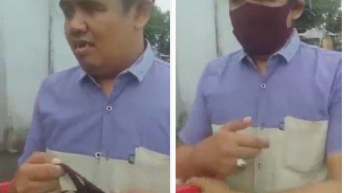 Viral Pria Tunanetra Didenda Rp 50 Ribu Gara-gara Pakai Masker di Bawah Hidung