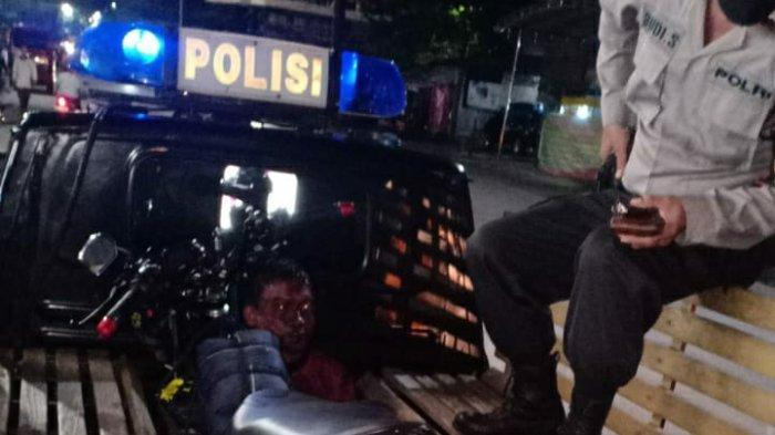Ajak Ketemuan Cewek di Facebook, Pria Ini Diamuk Massa Lalu Dijemput Istri di Polsek Semarang Timur