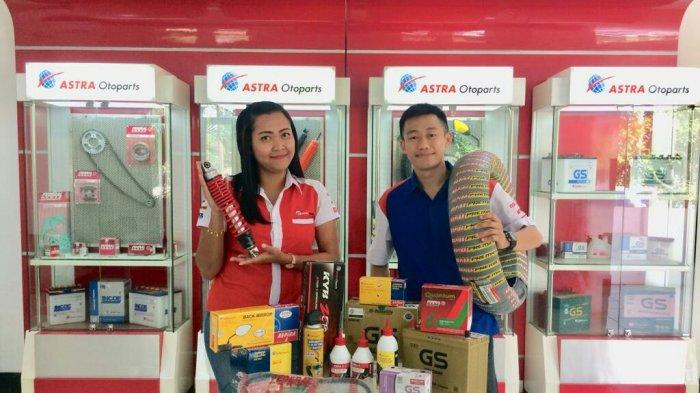 Sales Office Astra Otoparts Semarang Berikan Pelayanan Terbaik