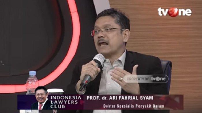 Alasan Dokter Ini Sebut Jakarta adalah Wuhan-nya Indonesia, Maka Minta Perantau DKI Tidak Mudik