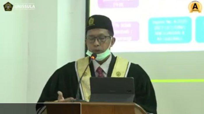 Setelah Prof Heru, Unissula Semarang Bidik 28 Profesor Baru