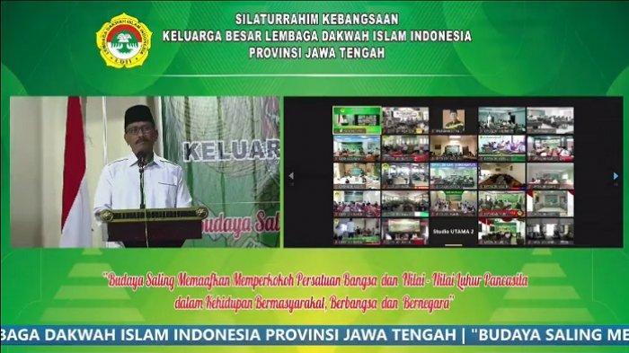 Ketua DPW LDII Jateng Prof DR Singgih Tri Sulistiyono MHum