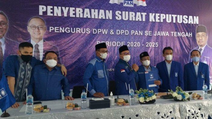 Ketua DPW PAN Jateng Prof Suyatno Meninggal Dunia