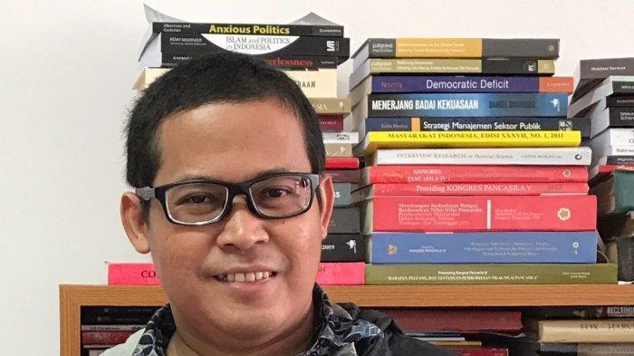 Profil dan Biodata Prof Muradi Guru Besar Ilmu Politik Unpad Lulusan Flinders Australia