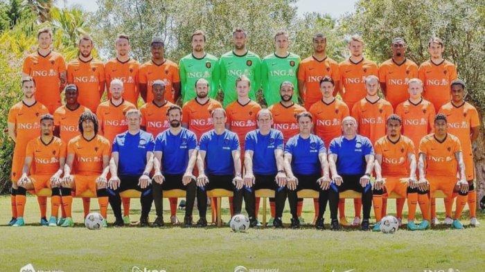 Profil Timnas Belanda Kontestan Euro 2021 Grup C