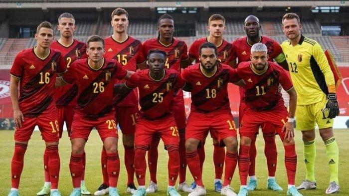 Ngeri! Ini Skuad Belgia di Euro 2021, dari Kiper Sampai Striker Isinya Bintang Semua