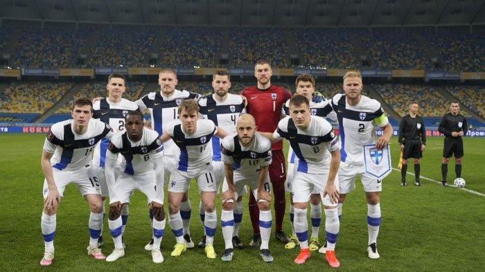Hasil EURO 2020 - Gol Aleksei Miranchuk Tunda Debutan Finlandia Lolos ke Fase Gugur