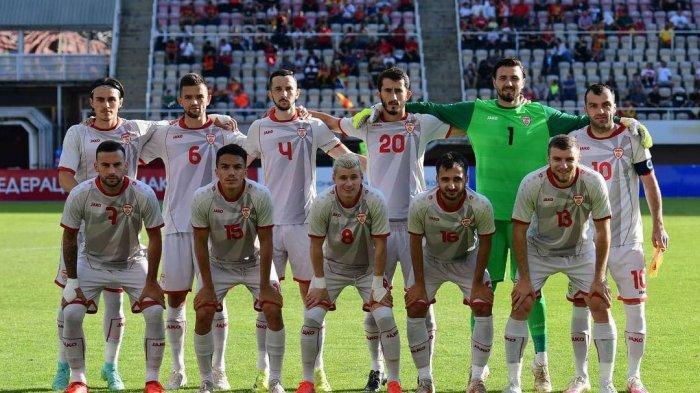 Profil Timnas Makedonia Utara Kontestan Euro 2021 Grup C