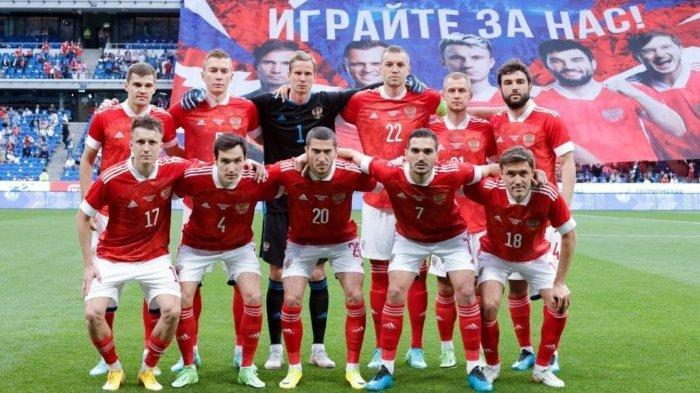Profil Timnas Rusia Kontestan Euro 2021 Grup B