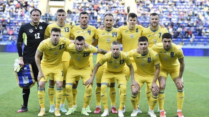 Profil Timnas Ukraina Kontestan Euro 2021 Grup C - Tribun Jateng