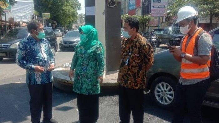 Progres Fisik Perbaikan Ruas Jalan Banjaran-Balamoa Kab Tegal Capai 97 Persen