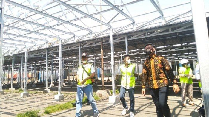 Dinas Perdagangan Kendal Kebut Relokasi Pasar Weleri I Pekan Ini, Pasar Darurat Capai 94%