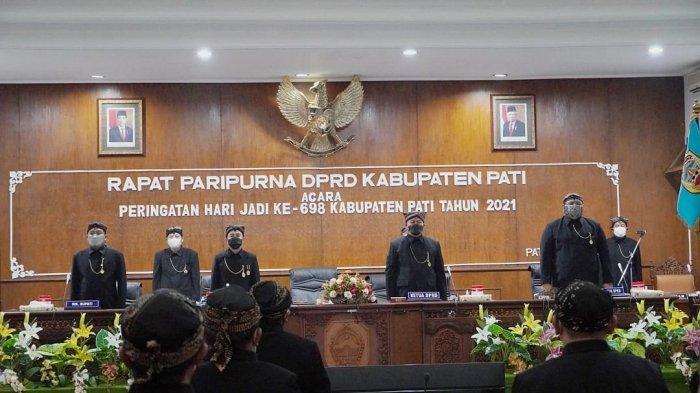 Refleksi Hari Jadi ke-698 Kabupaten Pati, Haryanto: Bangkitkan Kebersamaan Menghadapi Ujian Pandemi