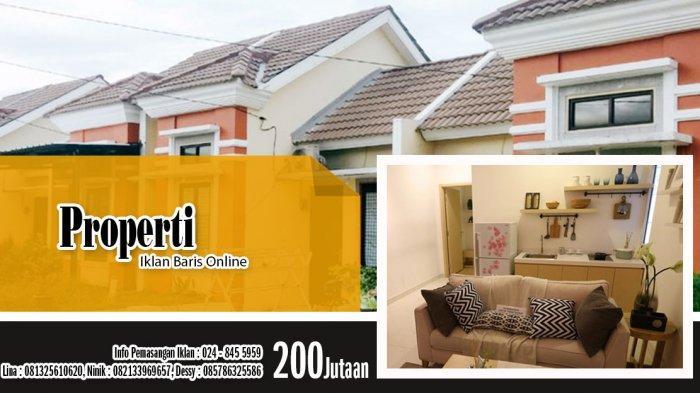 Jual Rumah Baru - Bekas dan Tanah Murah Semarang Senin 19 Juli 2021