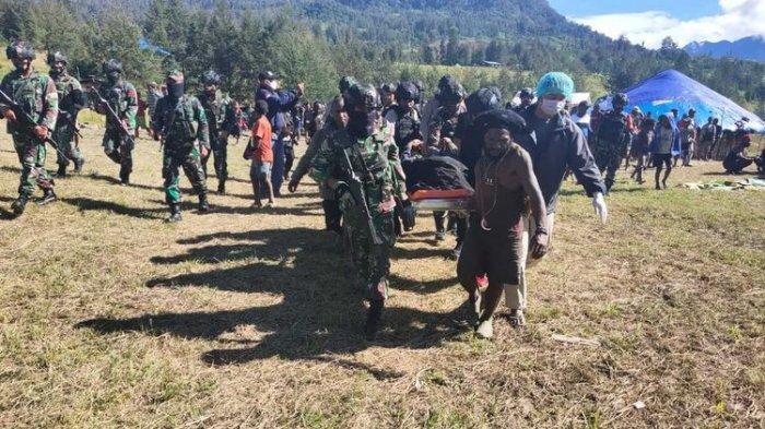 Kopassus Terlibat Kontak Senjata di Papua, 2 Anggota KKB Tewas