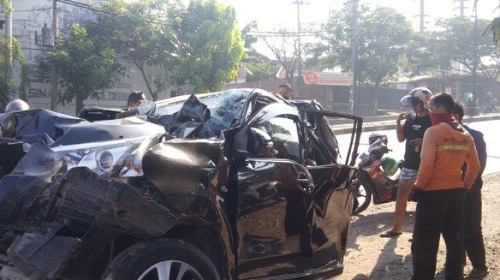 Sunari Saksikan Kecelakaan Karambol di Mangkang Terjadi saat Macet Karena Pengecoran Jalan