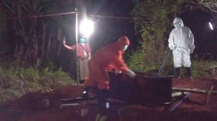 Cerita Pengabdian Aiptu Sri Mulyono, 4 Bulan Jadi Pengubur Jenazah Covid-19, Meninggal karena Corona