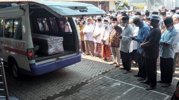 Kabar Duka, Nasikhin Ketua PD Muhammadiyah Sekaligus Mantan Sekda Batang Meninggal Dunia